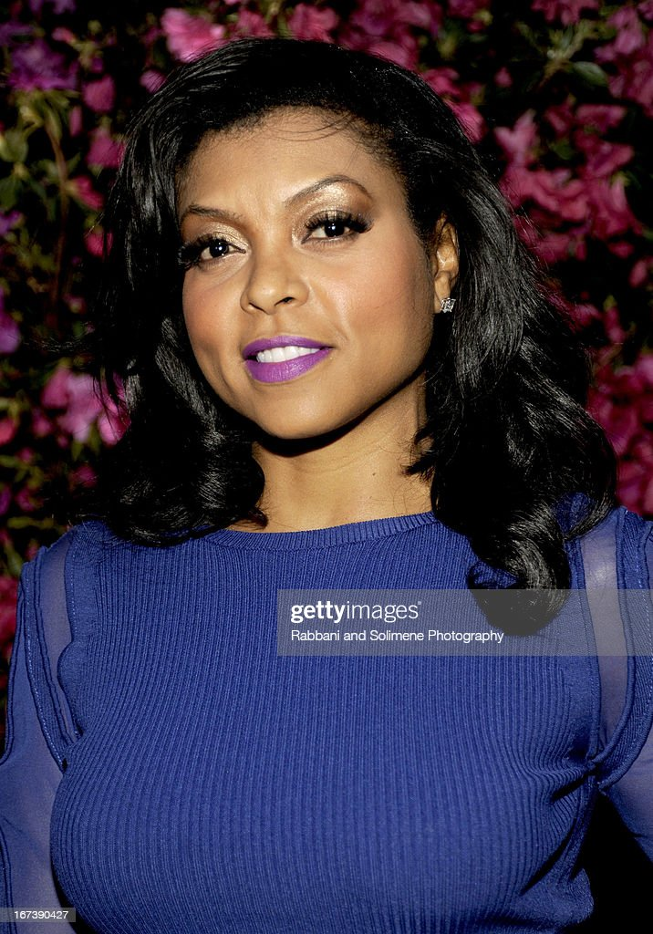 Taraji P. Henson attends 8th Annual Chanel Artists Dinner during the 2013 Tribeca Film Festival at Odeon on April 24, 2013 in New York City.