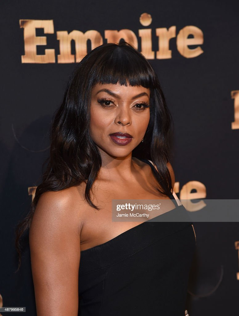 Taraji P Henson attends the 'Empire' Series Season 2 New York Premiere at Carnegie Hall on September 12 2015 in New York City