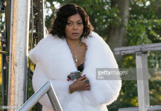 Taraji P Henson in the 'A Furnace For your Foe' fall finale episode of EMPIRE airing Dec 14 on FOX