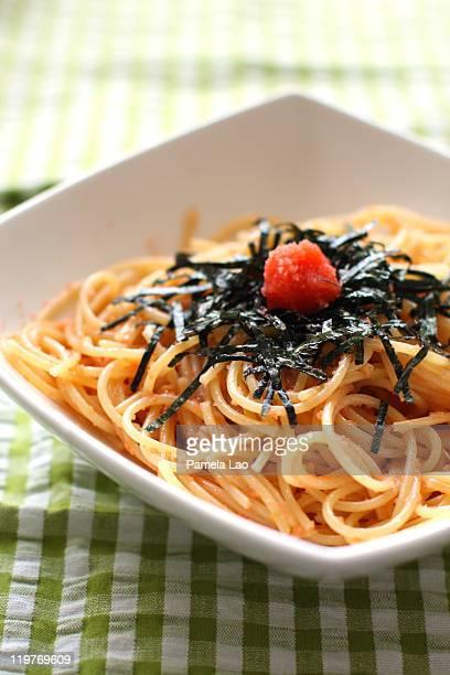 Tarako pasta