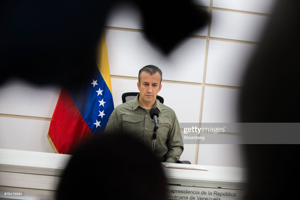 Venezuelan Vice President Tareck El Aissami Holds News Conference