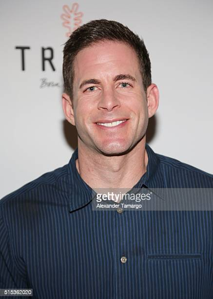 Tarek El Moussa of HGTV's 'Flip or Flop' new North American brand ambassador attends the TREND Group and Granite Transformations global rebranding...