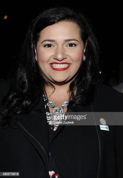 Target Group Manager of Brand Marketing Multicultural and Corporate Social Responsibility Nydia Sahagun attends the GLAAD Amplified LGBT Voices in...