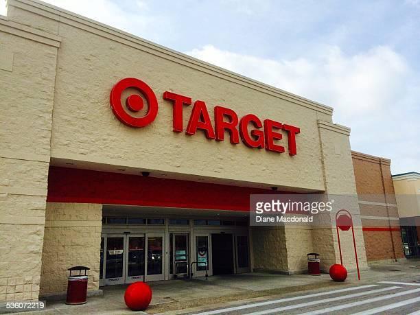 Target store at Jacksonville Beach Florida USA