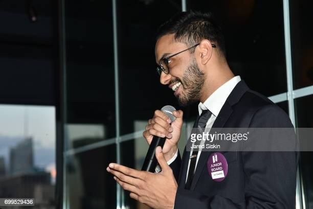 Tarif Chowdhury attends The Junior Board of The TEAK Fellowship Presents A Midsummer Night at PhD Lounge at the Dream Downtown New York on June 21...
