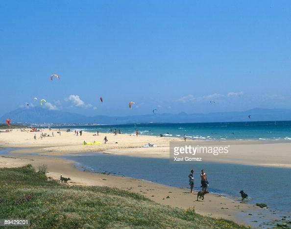 Tarifa Cadiz Andalusia Beach