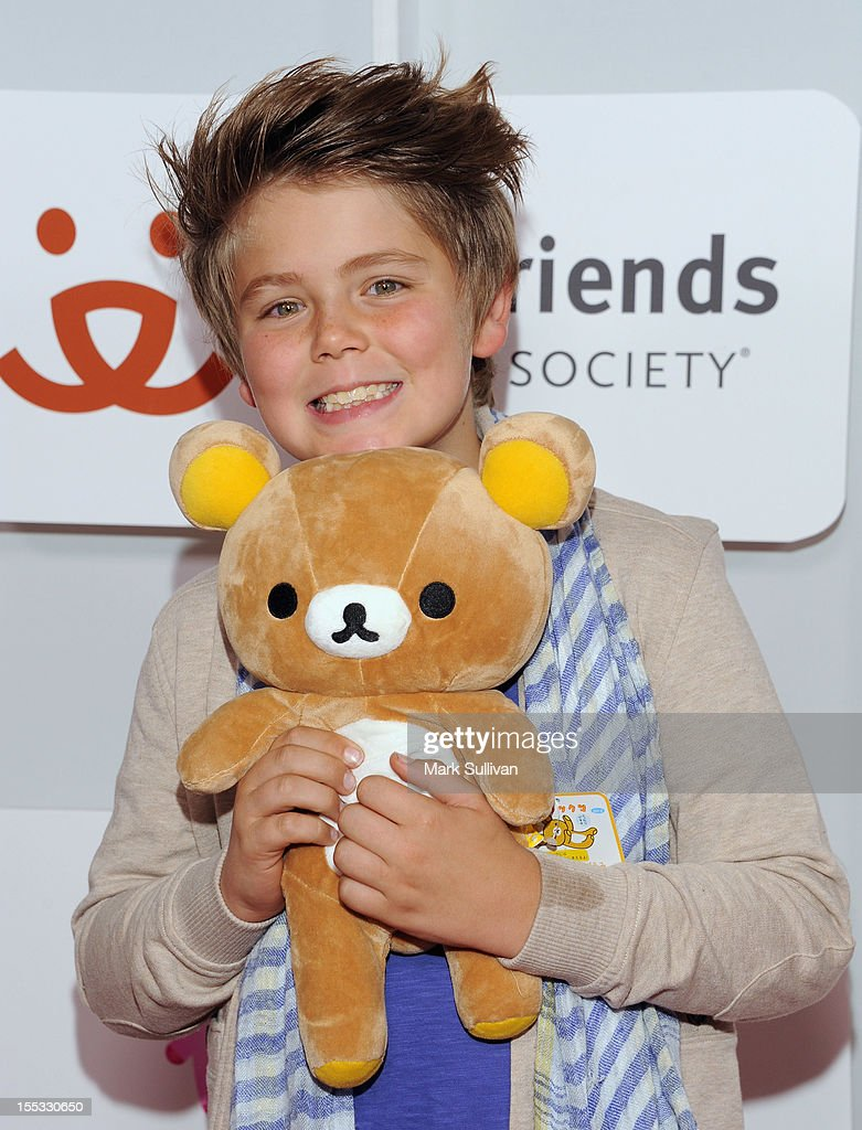 Tarik Ellinger attends Rilakkuma & Space Hamsters at The Mark for Events on November 2, 2012 in Los Angeles, California.