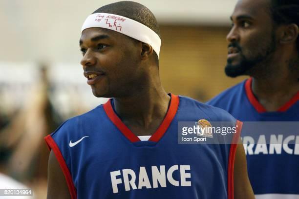 Tariq KIRKSAY FRANCE / BELGIQUE Match amical Hall Marlioz AixlesBains