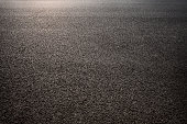 Black tarmac road texture