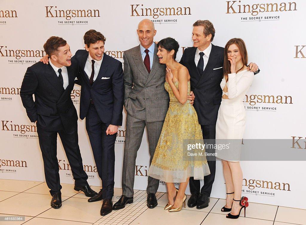 """""""Kingsman: The Secret Service"""""""