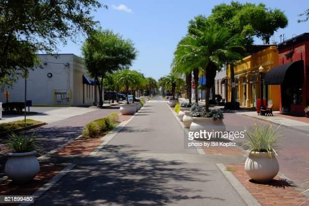 Tarpon Springs Florida - Main Street
