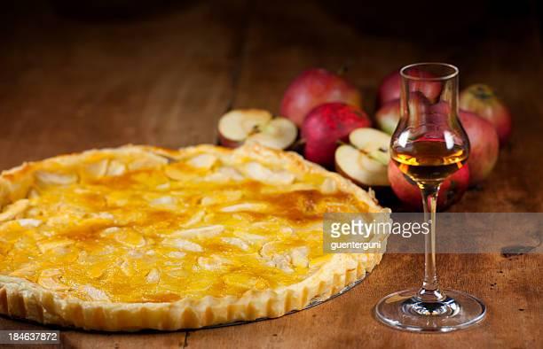 Tarte Tatin – français célèbre Tarte aux pommes