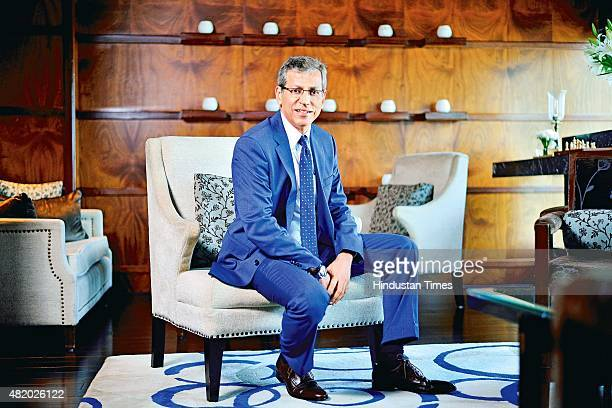 Tarun Rai South Asia CEO JWT advertising agency during an interview at his office on July 23 2015 in Gurgaon India Tarun Rai last seven years were in...