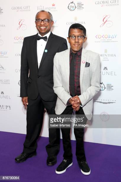 Tarun Sundersingh attending the Global Gift Gala held at The Corinthia Hotel in London PRESS ASSOCIATION Photo Picture date Saturday November 18 2017...
