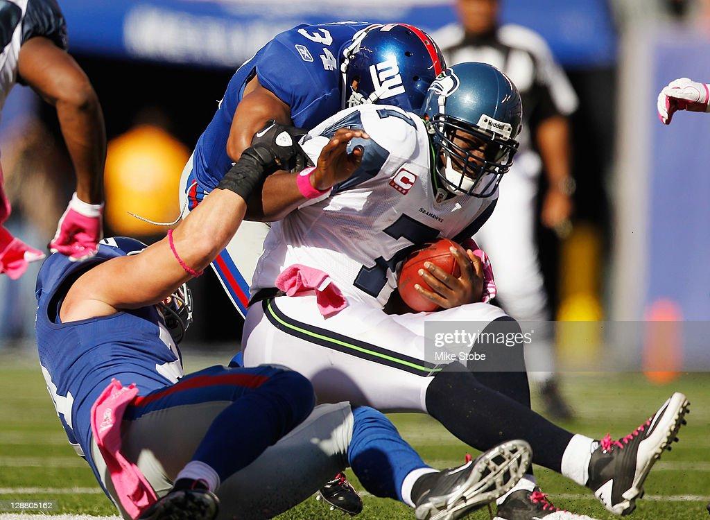 GAME Seattle Seahawks Tarvaris Jackson Jerseys