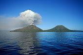 Tarvurvur Volcano