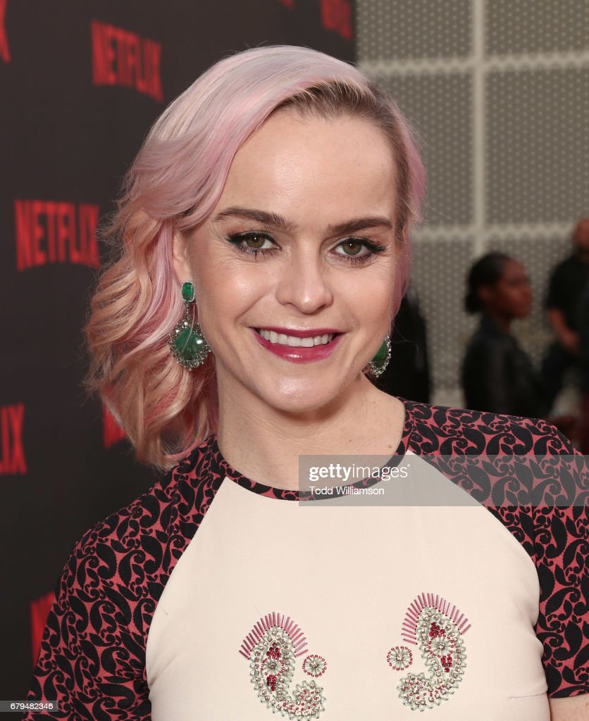 Taryn Manning attends a Netflix's 'Orange Is The New Black' For Your Consideration Event at Saban Media Center on May 5, 2017 in North Hollywood, California.