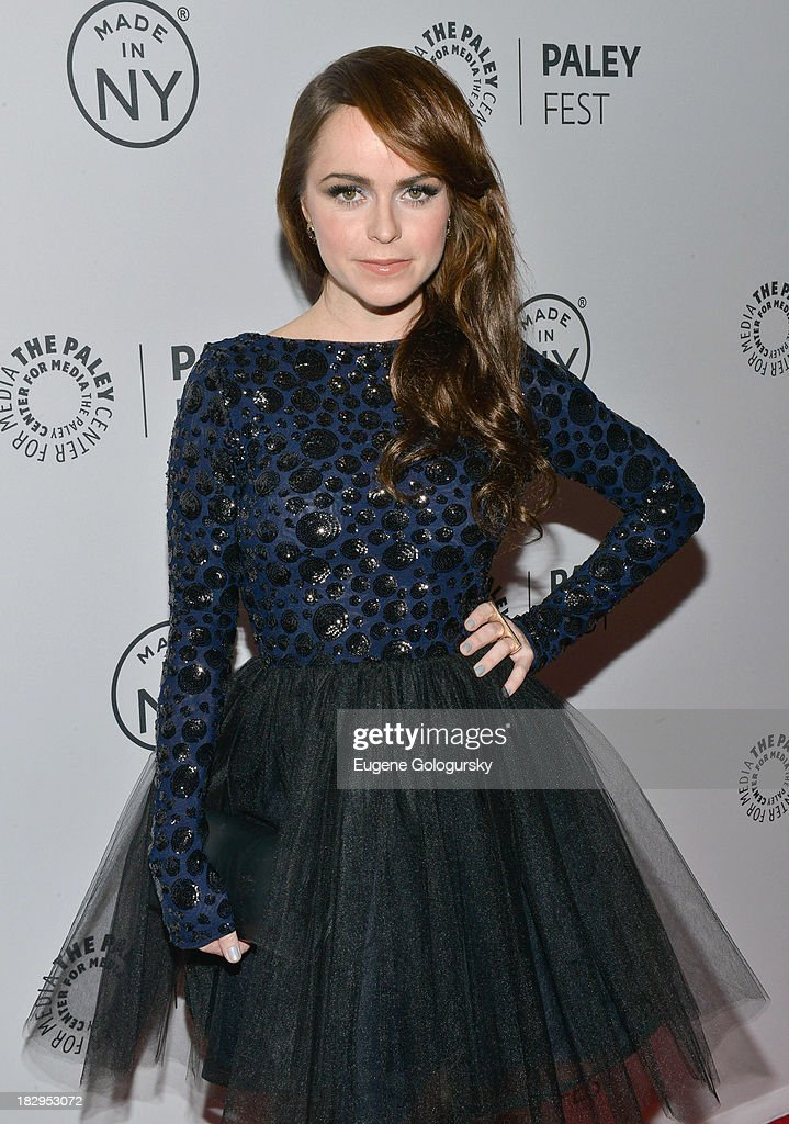 <a gi-track='captionPersonalityLinkClicked' href=/galleries/search?phrase=Taryn+Manning&family=editorial&specificpeople=202146 ng-click='$event.stopPropagation()'>Taryn Manning</a> attends 'Orange Is the New Black' during 2013 PaleyFest: Made In New York at The Paley Center for Media on October 2, 2013 in New York City.