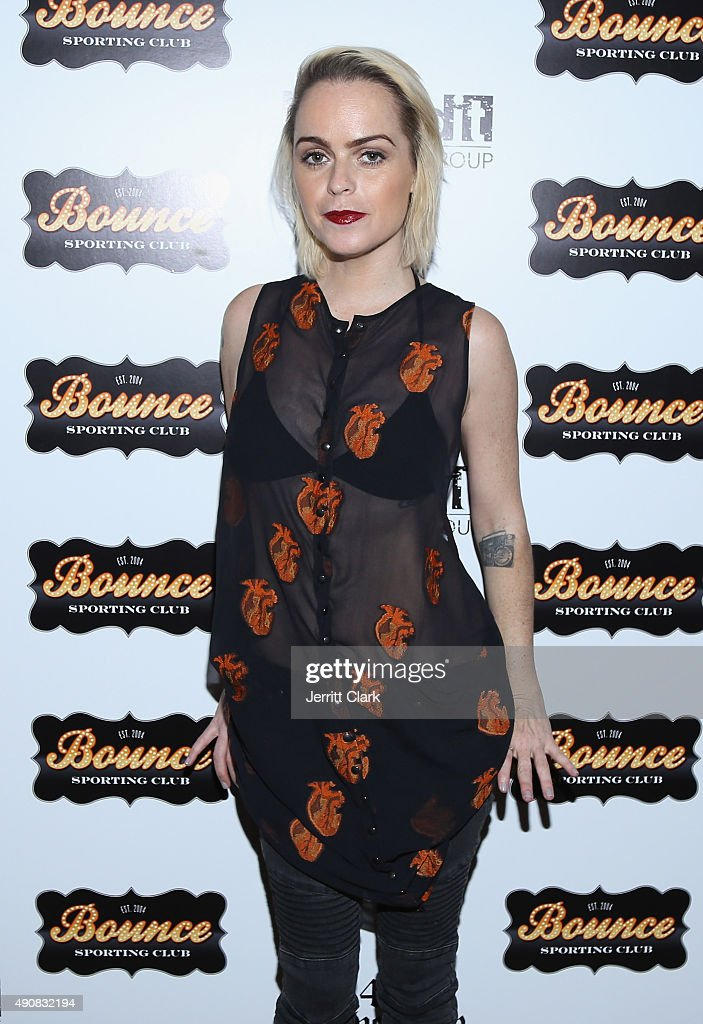Taryn Manning attends the Bounce Sporting Club 4 Year Anniversary Party at Bounce Sporting Club on September 30, 2015 in New York City.