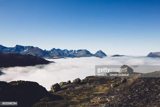 Tasermiut fjord from Qaqqatsiaq