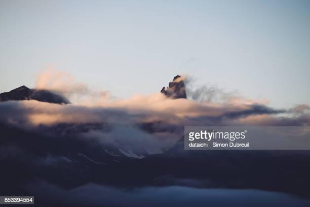 Tasermiut fjord - Napasorsuaq Kirkespiret from Qaqqatsiaq