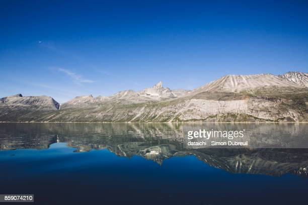 Tasermiut Fjord reflections
