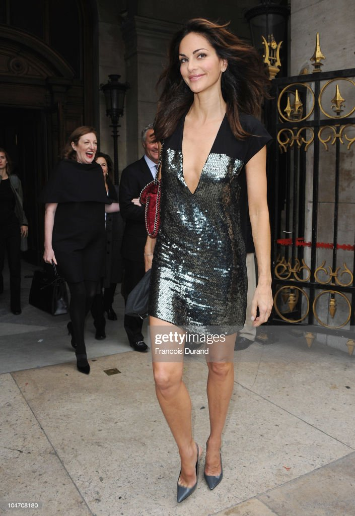 Stella McCartney - Arrivals Paris Fashion Week Spring/Summer 2011