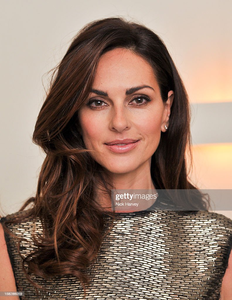 Tasha de Vasconcelos attends Jo Malone's Thoroughly Proper Party at Jo Malone London, Gloucester Place on December 12, 2012 in London, England.