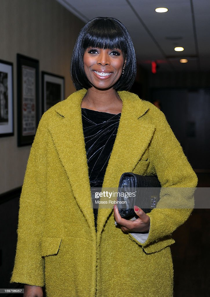 Tasha Smith attends the 28th Annual Stellar Awards Backstage at Grand Ole Opry House on January 19, 2013 in Nashville, Tennessee.