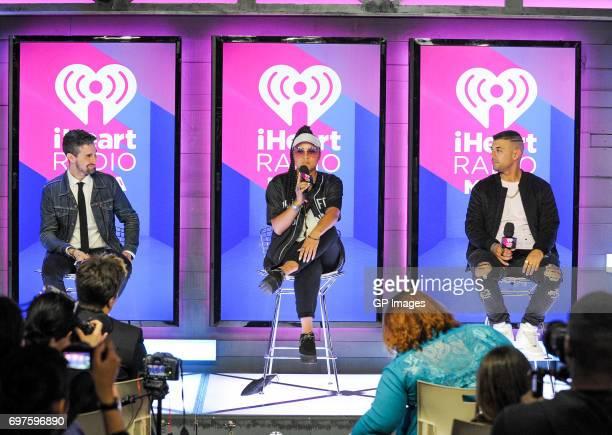 Tasha the Amazon 2017 iHeartRadio MuchMusic Video Awards Press Room on June 18 2017 in Toronto Canada