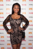 Tashiana Washington attends the HH Brown Shoe Company Season Of Giving Holiday Party on December 3 2013 in New York City