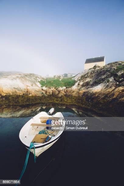 Tasiusaq harbor - Tasermiut fjord