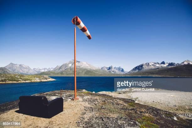 Tasiusaq heliport - Tasermiut fjord