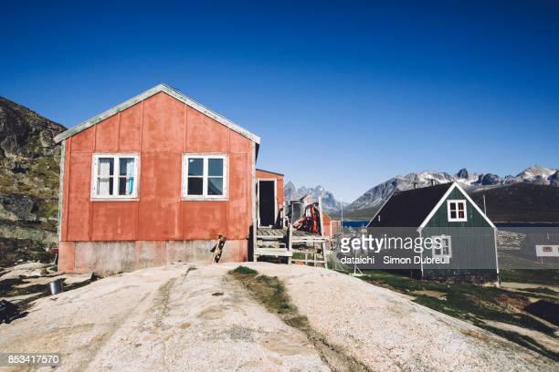 Tasiusaq - Tasermiut fjord