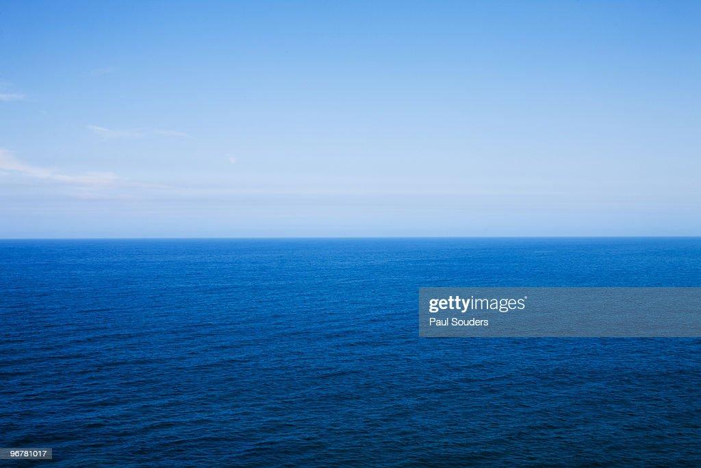Tasman Sea along Great Ocean Road, Australia : Foto de stock