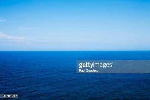 Tasman Sea along Great Ocean Road, Australia : Stock Photo