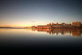 Tasmania Hobart sunrise