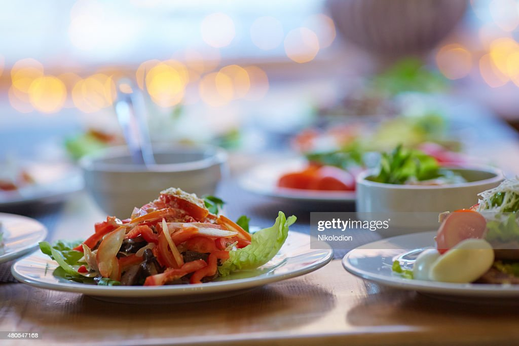 Köstliche Appetithäppchen : Stock-Foto