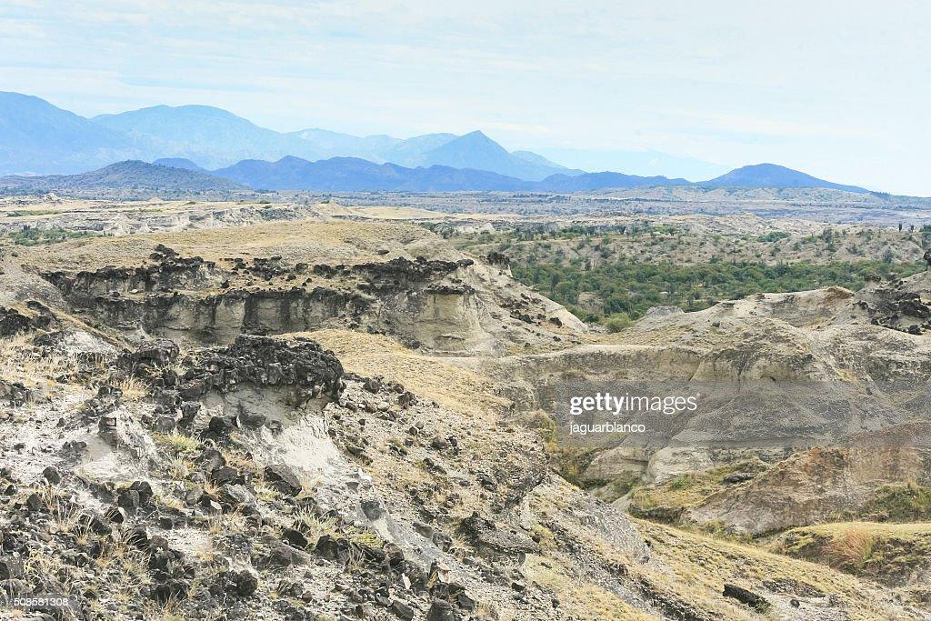 Tatacoa Desert : Stockfoto