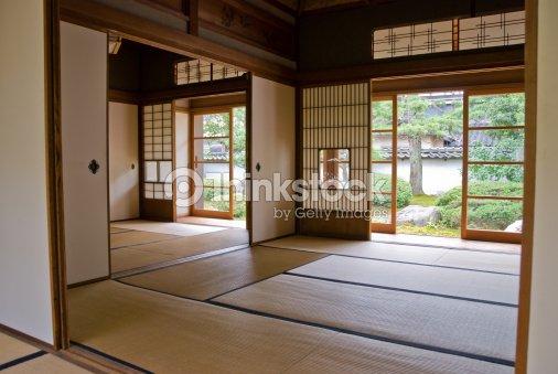 Tatami y shoji la antigua habitaci n japonesa foto de - Habitacion tatami ...