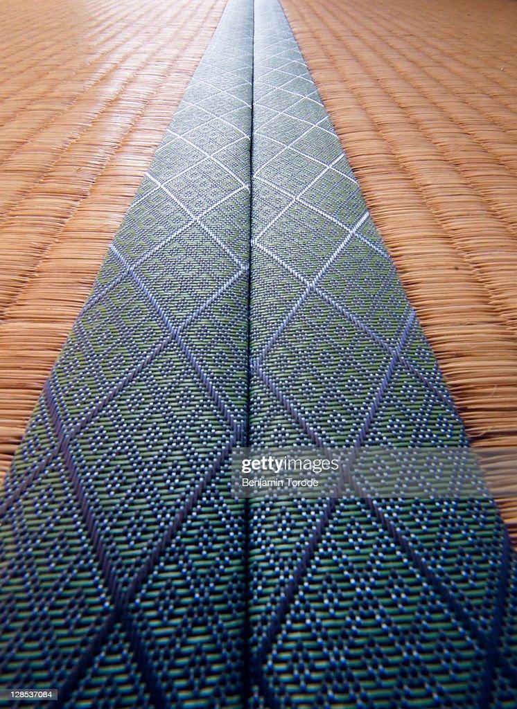 Tatami edging : Stock Photo