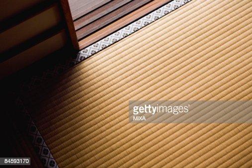 Tatami Mat : Stock Photo