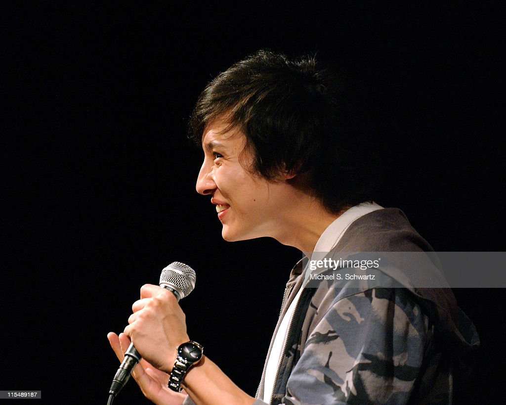 KT Tatara performs at The Hollywood Improv on August 15, 2007 in Hollywood, CA.