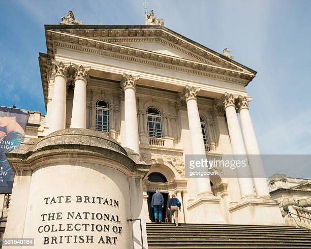 Tate Britain Art Gallery in London