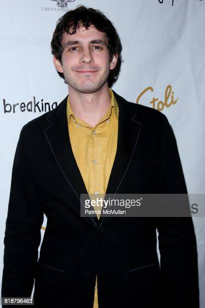 Tate Elliington attends IFC FILMS Presents the New York Premiere of BREAKING UPWARDS at IFC Film Center on April 1 2010 in New York City