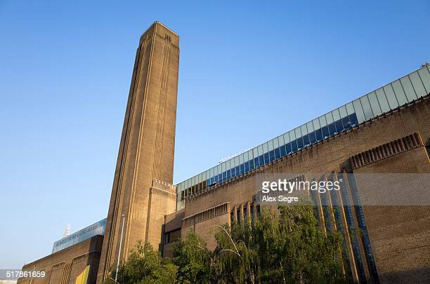 Tate Modern art gallery London UK