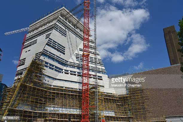 Tate Modern extension, London, UK