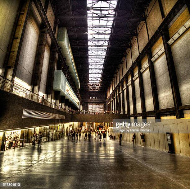 Tate Modern Inside