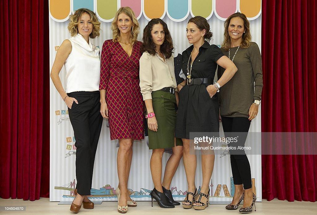 Carolina adriana herrera attends 39 baby deli 39 opening in for Carolina adriana herrera instagram