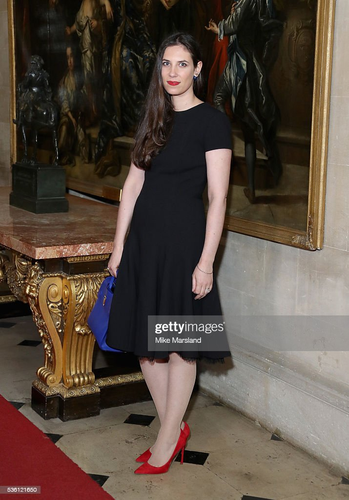 Tatiana Casiraghi attends the Christian Dior Spring Summer 2017 Cruise Collection at Blenheim Palace on May 31, 2016 in Woodstock, England.